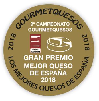 OLAVIDIA, MEJOR QUESO ABSOLUTO – GOURMET QUESOS 2018