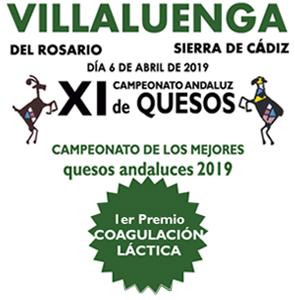 OLAVIDIA, MEJOR QUESO en categoría coagulación láctica – VILLALUENGA DEL ROSARIO 2019