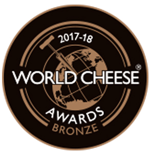 COLONO, MEDALLA DE BRONCE – WORLD CHEESE AWARDS 2018