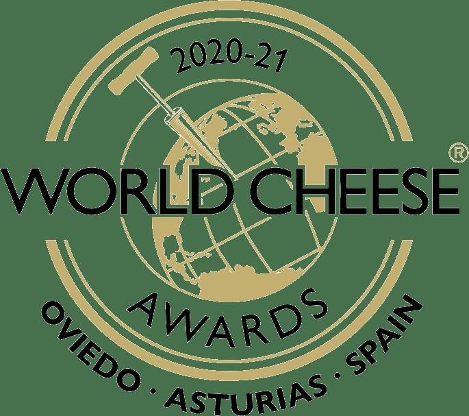 2º PREMIO, EL TALENTO DEL QUESO, WORLD CHEESE AWARDS 2020-2021